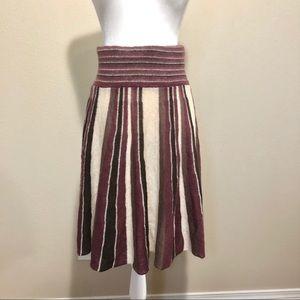 Vintage Tulle Sweater Skirt